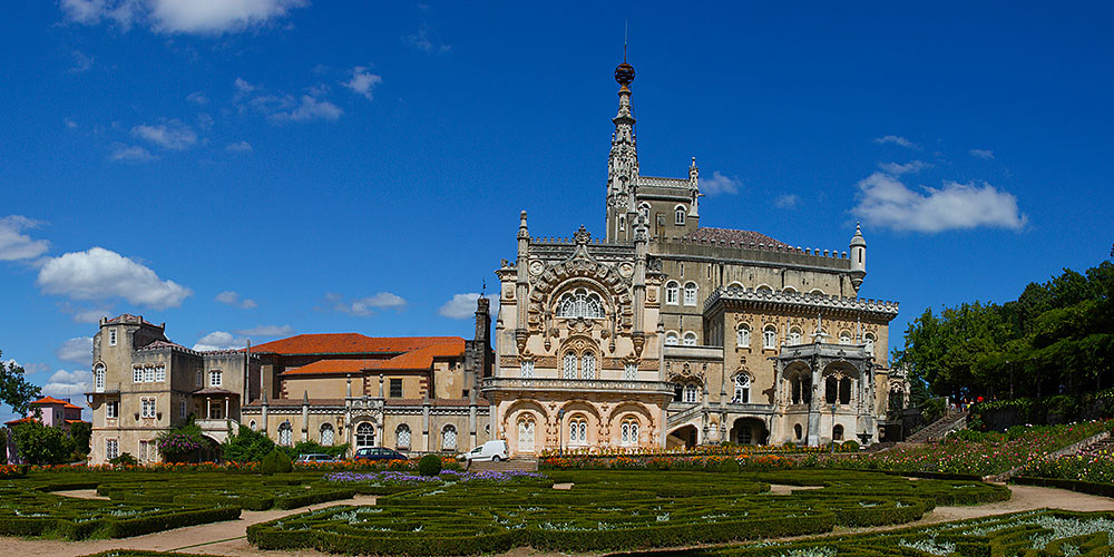 Bussaco Palace Hotel Portugal
