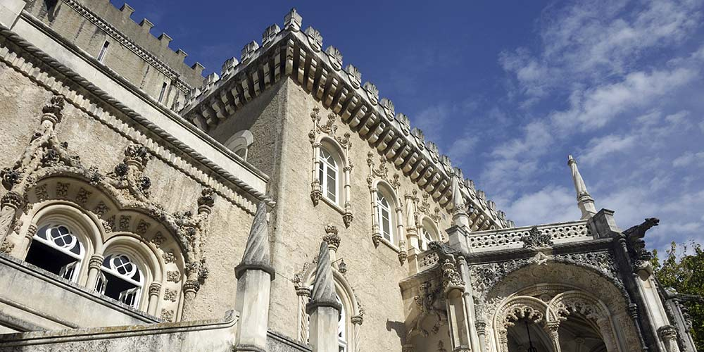 Luso Portugal  City new picture : Palace Hotel Bussaco, Luso Portugal