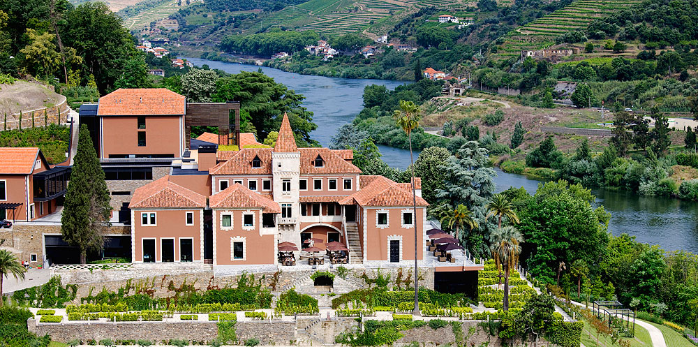 Six senses douro valley hotel portugal for Hotel luxury douro